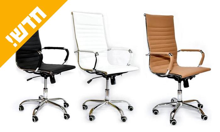 3 כיסא מנהל אורטופדי ROSSO ITALY
