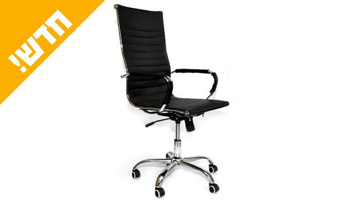 2 כיסא מנהל אורטופדי ROSSO ITALY