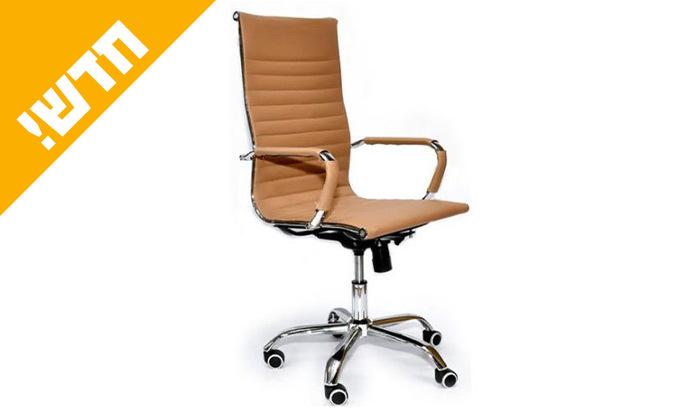 4 כיסא מנהל אורטופדי ROSSO ITALY