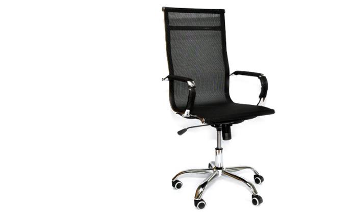 2 כיסא מנהל אורתופדי ROSSO ITALY
