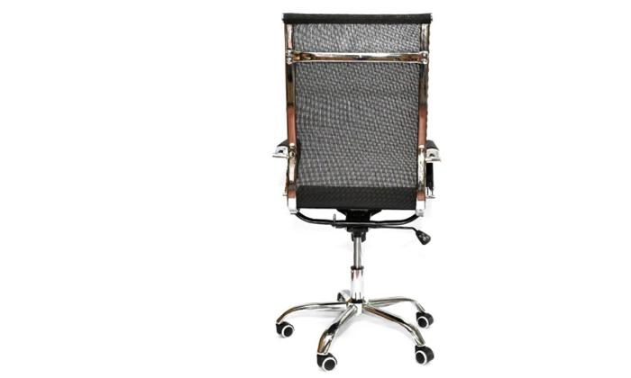 3 כיסא מנהל אורתופדי ROSSO ITALY
