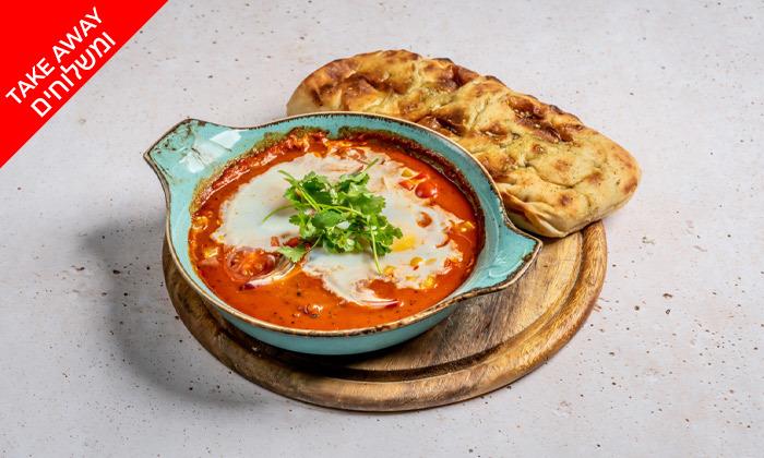 6 ארוחה איטלקית במשלוח ממסעדת פום-פיי הכשרה, ראשון לציון