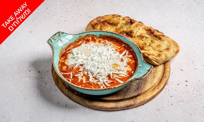 10 ארוחה איטלקית במשלוח ממסעדת פום-פיי הכשרה, ראשון לציון