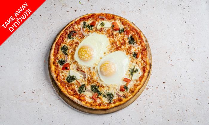 15 ארוחה איטלקית במשלוח ממסעדת פום-פיי הכשרה, ראשון לציון