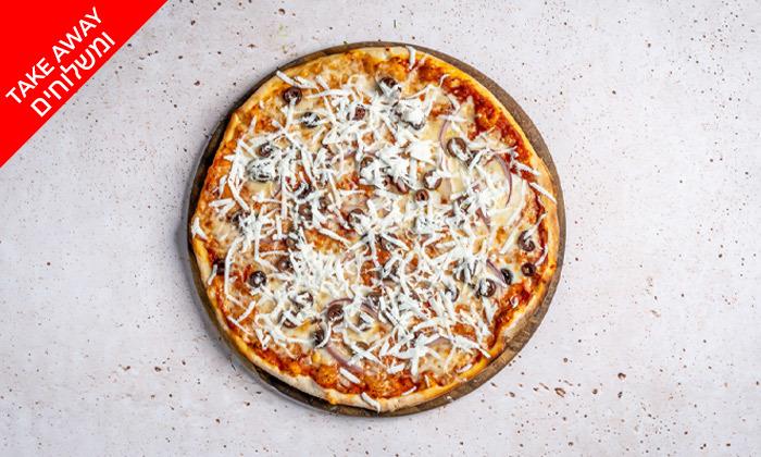 16 ארוחה איטלקית במשלוח ממסעדת פום-פיי הכשרה, ראשון לציון