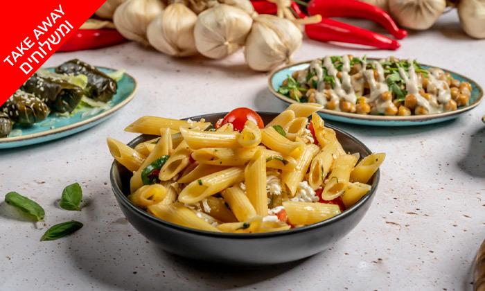 11 ארוחה איטלקית במשלוח ממסעדת פום-פיי הכשרה, ראשון לציון