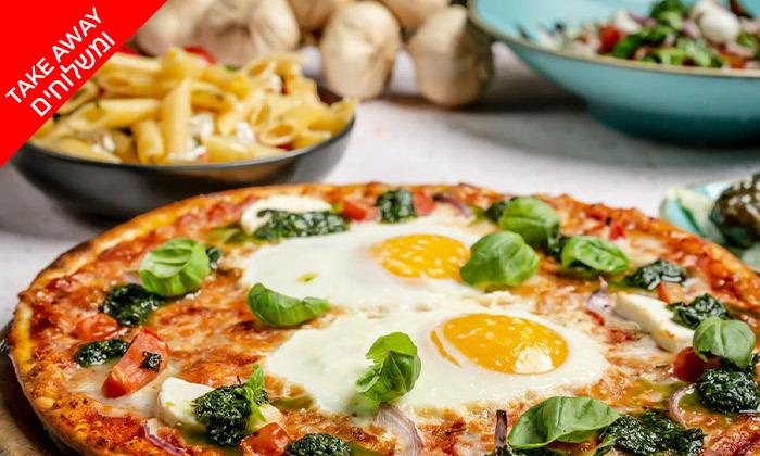 19 ארוחה איטלקית במשלוח ממסעדת פום-פיי הכשרה, ראשון לציון
