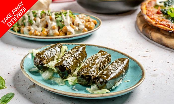 8 ארוחה איטלקית במשלוח ממסעדת פום-פיי הכשרה, ראשון לציון