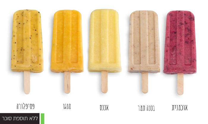 מארז ארטיקים פירות ללא תוספת סוכר - 12 יחידות