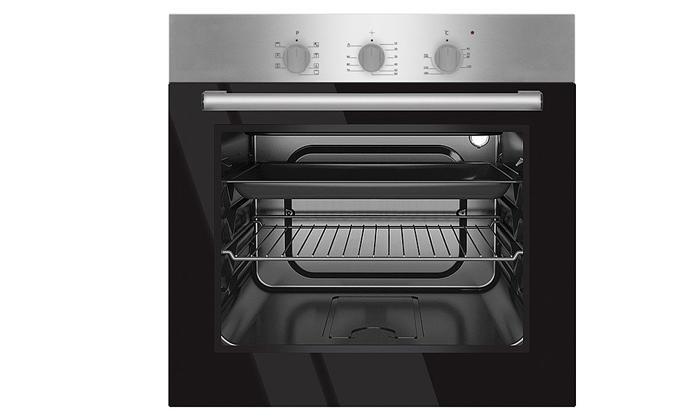 2 תנור בנוי 56 ליטר סמארט SMART דגם S 5500-SM