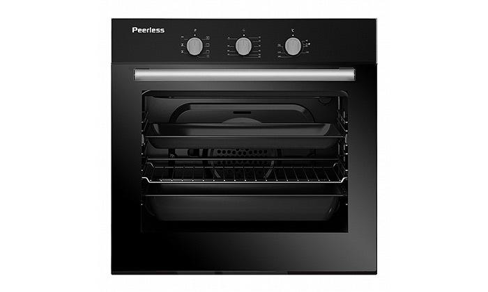 2 תנור בנוי 60 ליטר פירלס Peerless דגם BLK TRB PR-5500