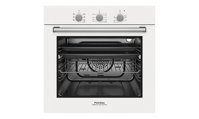 3 תנור בנוי 60 ליטר פירלס Peerless דגם BLK TRB PR-5500