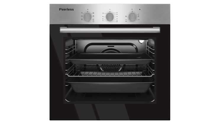 2 תנור בנוי 60 ליטר פירלס Peerless דגם ST TRB PR-5500