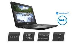 """מחשב נייד DELL עם מסך """"13.3"""