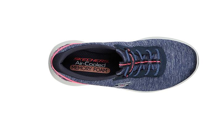 5 נעליים לנשים סקצ'רס SKECHERS