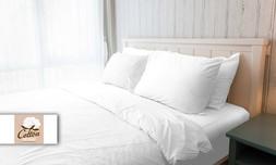 מצעי סאטן למיטה זוגית