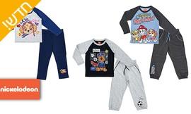 3 חליפות מעבר לילדים וילדות
