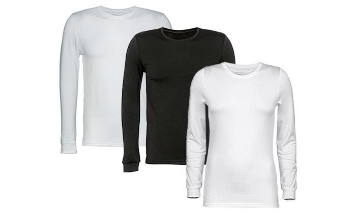 מארז 3 חולצות תרמיות לגבר או לאישה MAGNUM, משלוח חינם