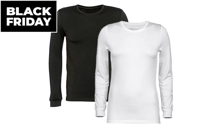7 מארז 3 חולצות תרמיות לגבר או לאישה MAGNUM