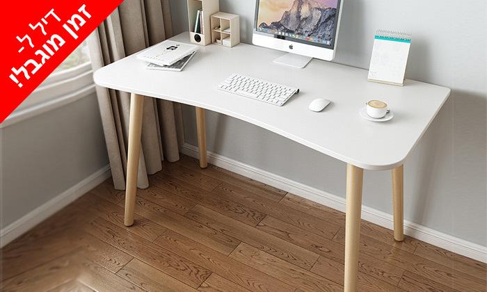 5 לזמן מוגבל: שולחן מחשב כולל כיסא מנהלים אורתופדי