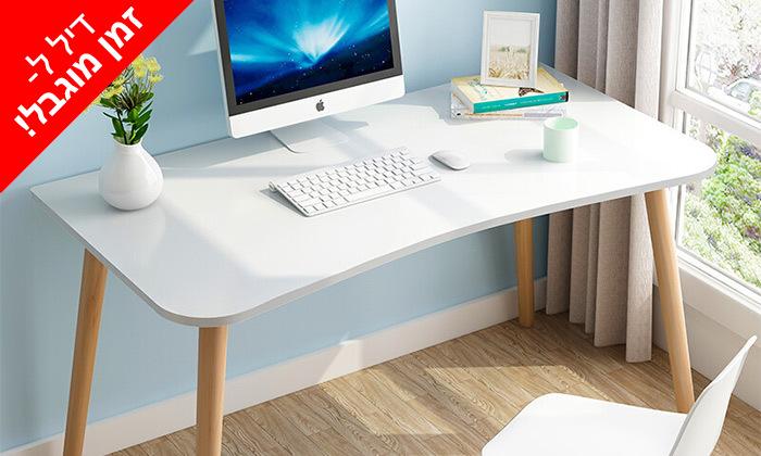 7 לזמן מוגבל: שולחן מחשב כולל כיסא מנהלים אורתופדי