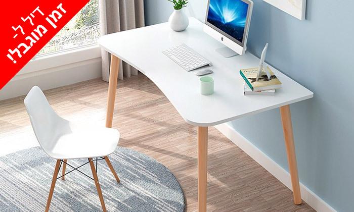 11 לזמן מוגבל: שולחן מחשב כולל כיסא מנהלים אורתופדי