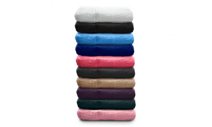 3 סט 8 מגבות גוף רכות במגוון צבעים Nicoletti