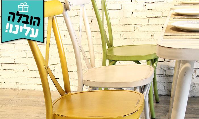 11 כיסא לגינה בסגנון וינטג' SUNRISE