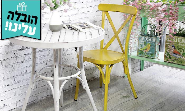 12 כיסא לגינה בסגנון וינטג' SUNRISE