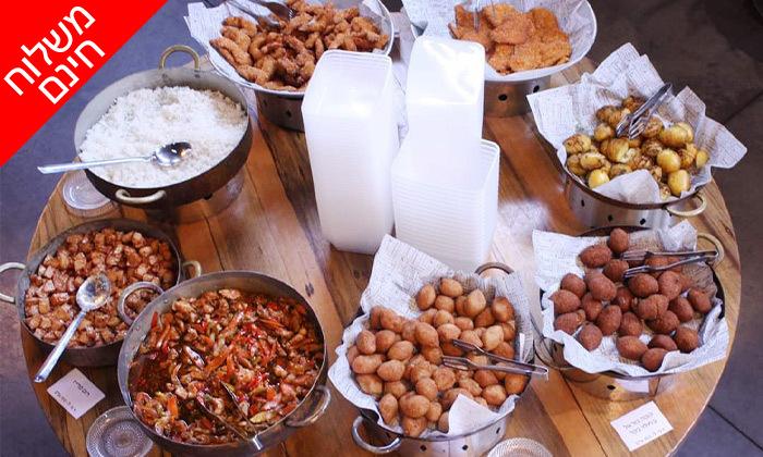8 משלוח אוכל מוכן ל-4/8 סועדים - צהלה בית האוכל המוכן