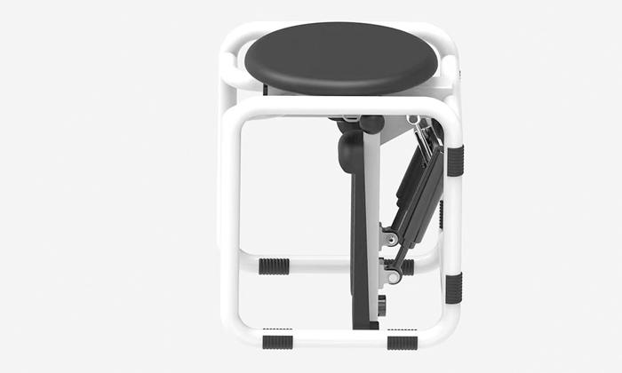 6 מיני סטפר עם כיסא MULTI GARDEN