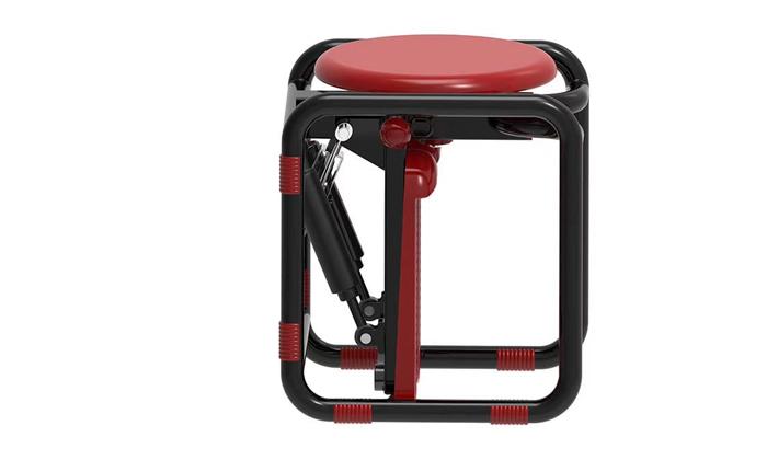3 מיני סטפר עם כיסא MULTI GARDEN