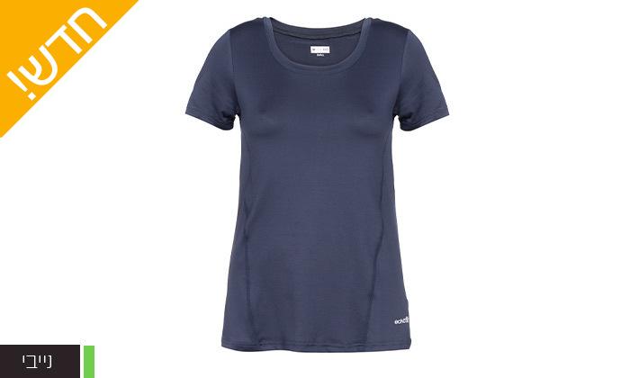 3 מארז 3 חולצות וגופיות ספורט לנשים ECHO RED