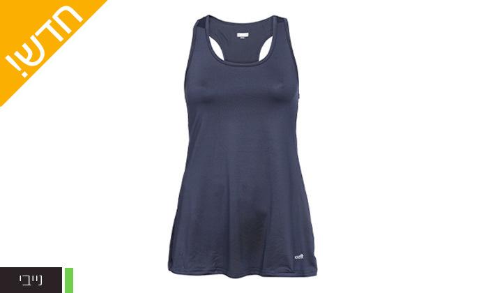 8 מארז 3 חולצות וגופיות ספורט לנשים ECHO RED