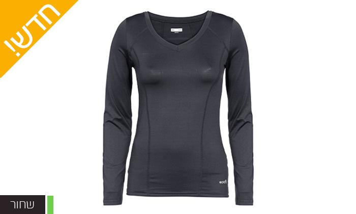 13 מארז 3 חולצות וגופיות ספורט לנשים ECHO RED