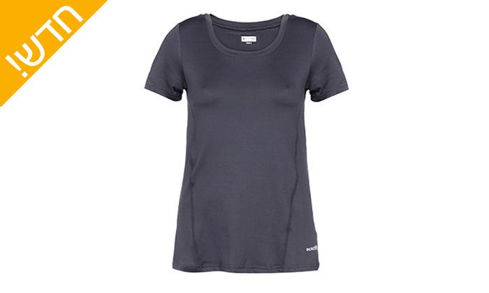 14 מארז 3 חולצות וגופיות ספורט לנשים ECHO RED