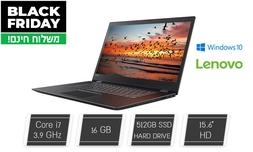 מחשב נייד LENOVO FLEX