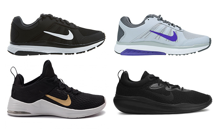 2 נעלי NIKE לנשים במגוון דגמים לבחירה