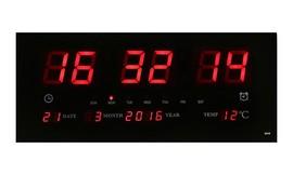 שעון לד דיגיטלי חשמלי