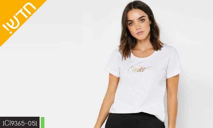 5 זוג חולצות אימון NIKE לנשים במגוון דגמים לבחירה
