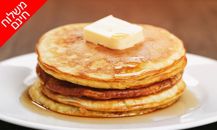 8 מארז 2 חבילות תערובת להכנת פנקייק,ספינג', וופל בלגי ודונאטס ו-2 צנצנות ממרחים - משלוח חינם