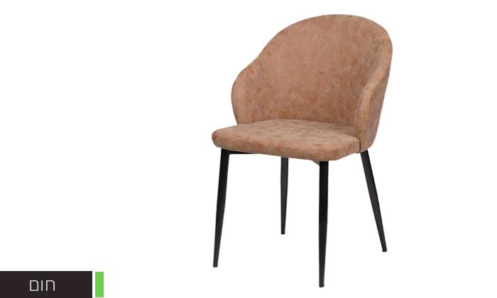 5 כיסא מרופד SUN DESIGN HOME