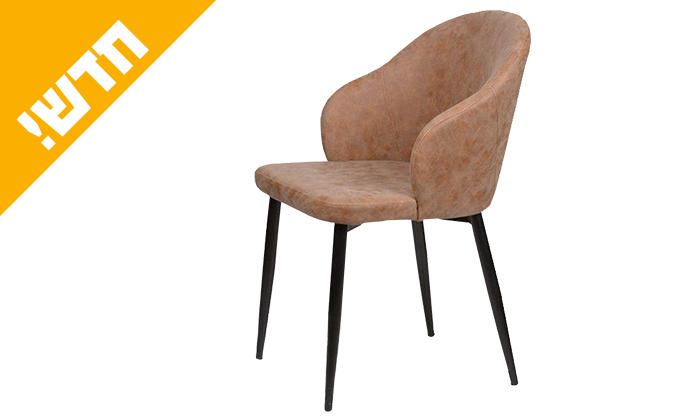 6 כיסא מרופד SUN DESIGN HOME