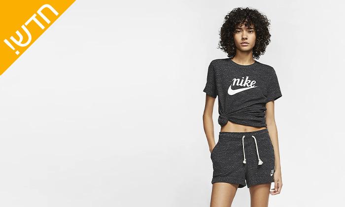 8 מכנסי שורטס לנשים NIKE