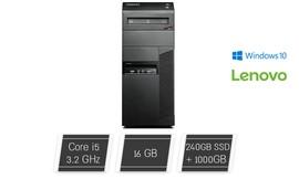 מחשב נייח Lenovo עם מעבד I5