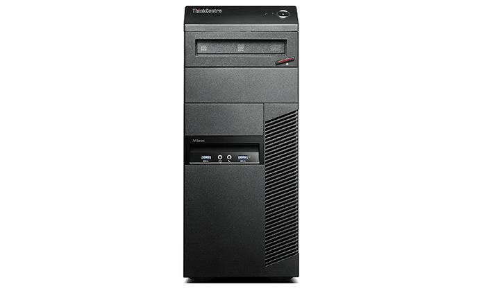 4 מחשב נייח LENOVO עם מעבד I5