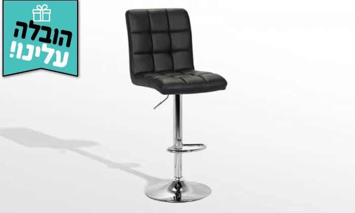 5  כיסא בר GAROX דגם קומו - משלוח חינם