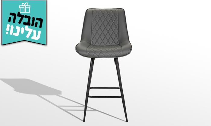 6 כיסא בר GAROX דגם טינה - משלוח חינם