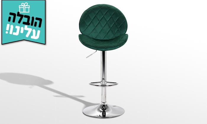 4 כיסא בר GAROX דגם קטי - משלוח חינם