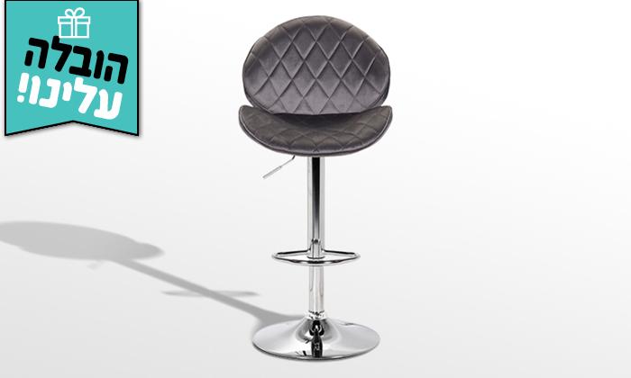 3 כיסא בר GAROX דגם קטי - משלוח חינם